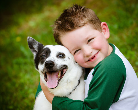 How Pets Help Children Navigate Anxiety
