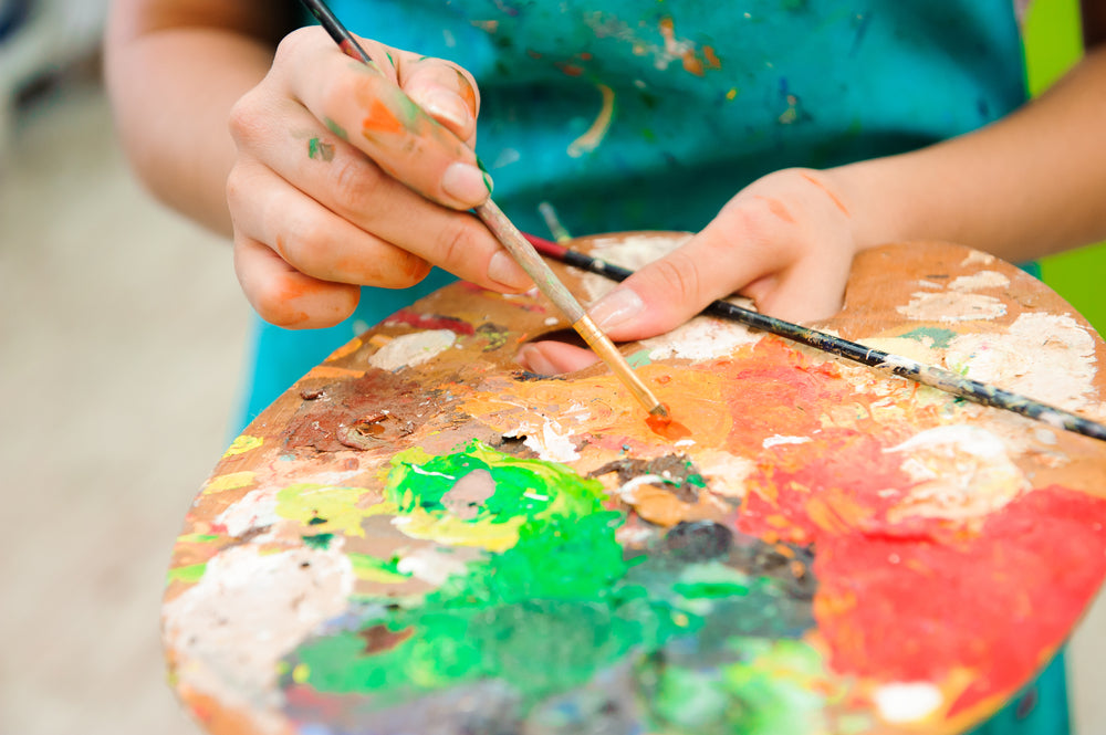 How Art Can Help Relieve Your Anxiety