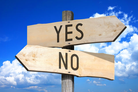 "Why the word ""No"" is affecting your relationships – and how you can change that"