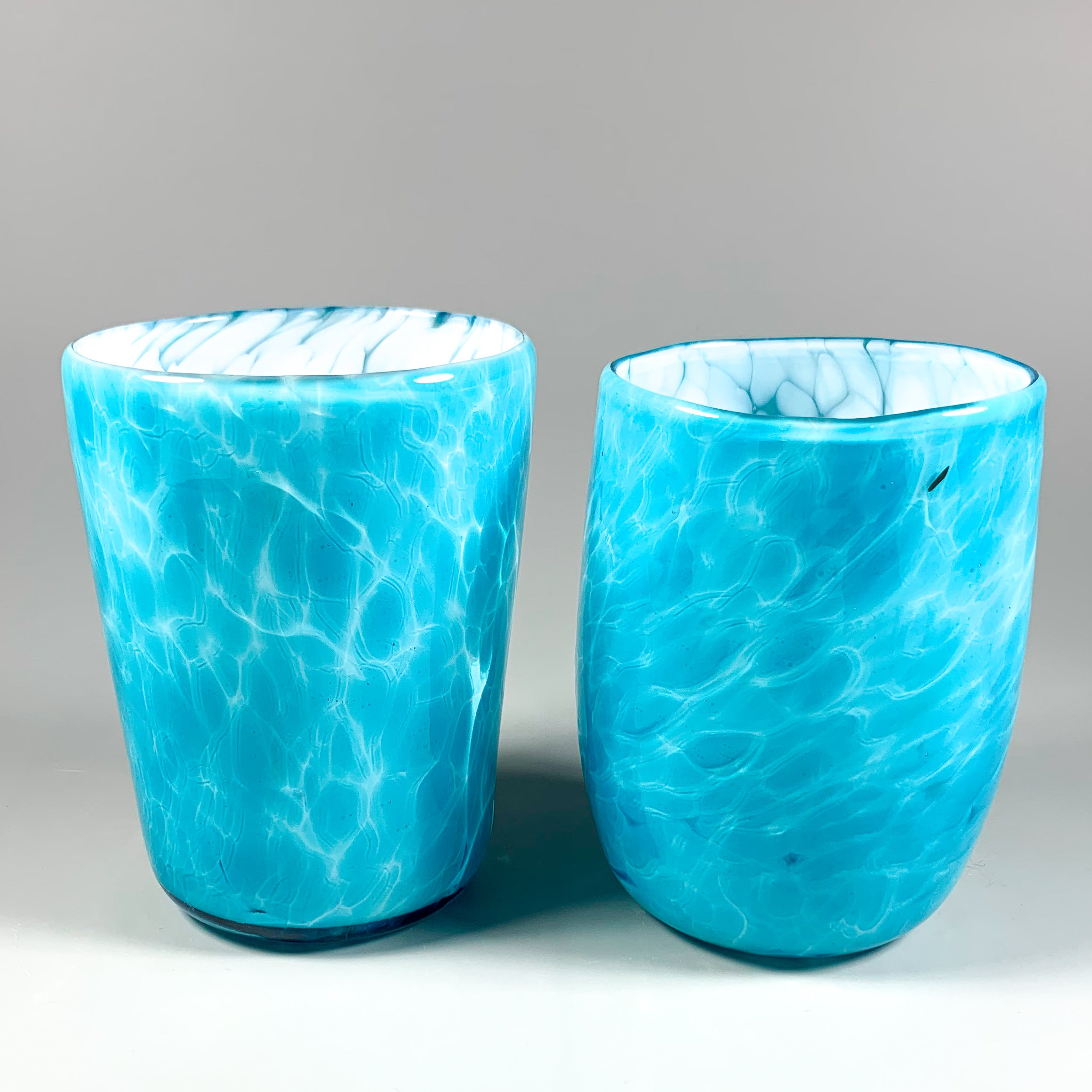 Cheerful Cups: Aqua