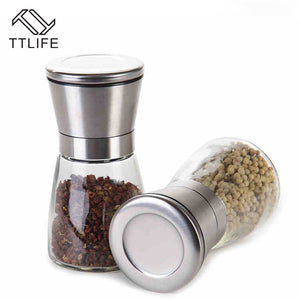 2pcs Salt and Pepper Grinder Set