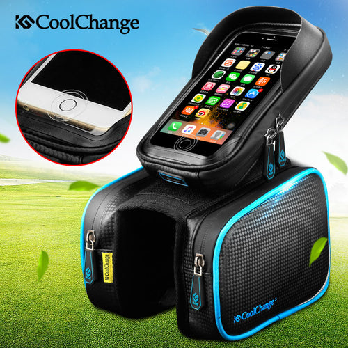 Waterproof Bike Bag for Cell Phone