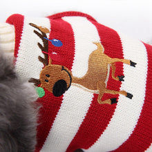 Pet Dog Clothes Winter Christmas