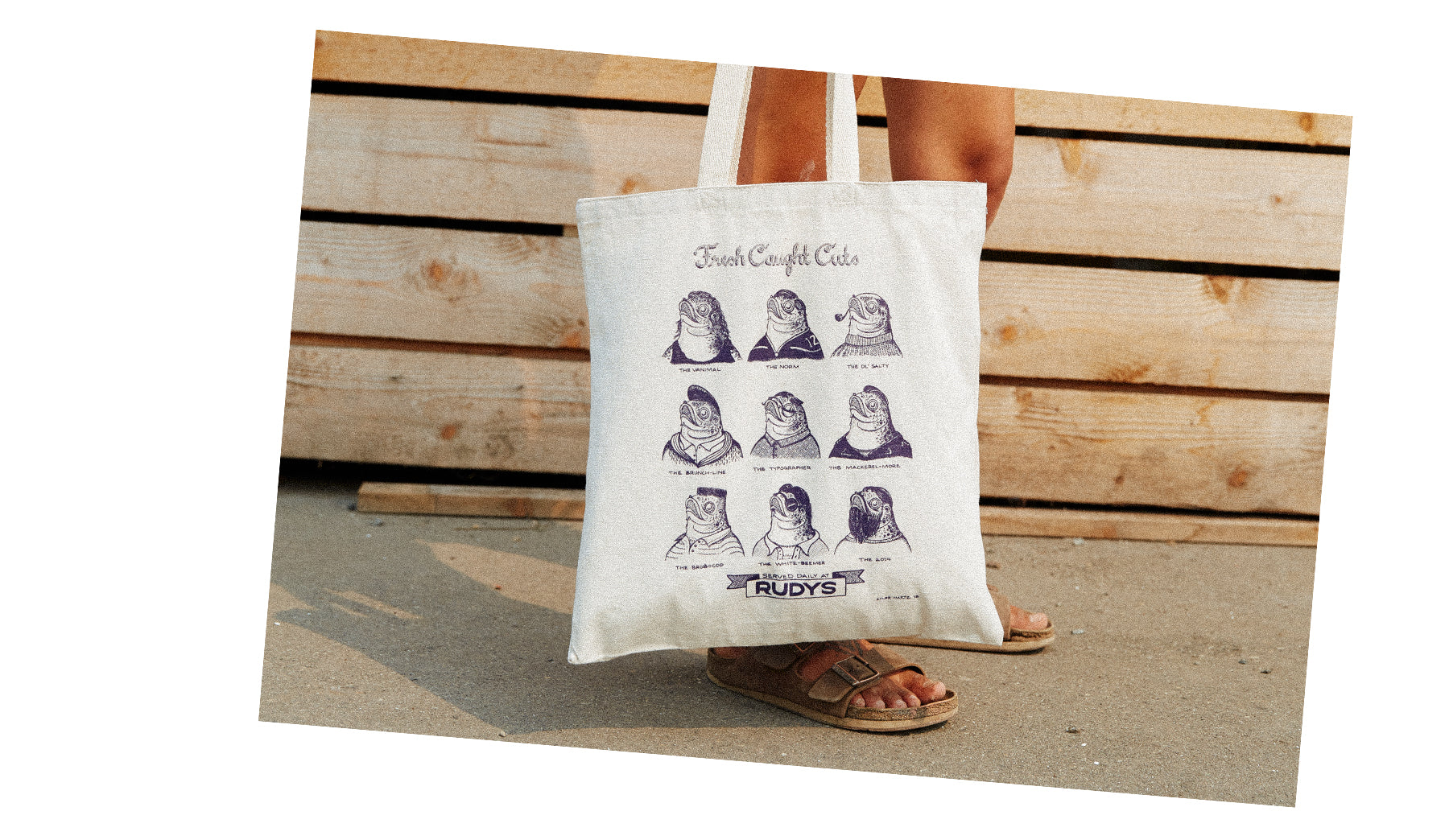Image of Kyler Martz Tote Bag