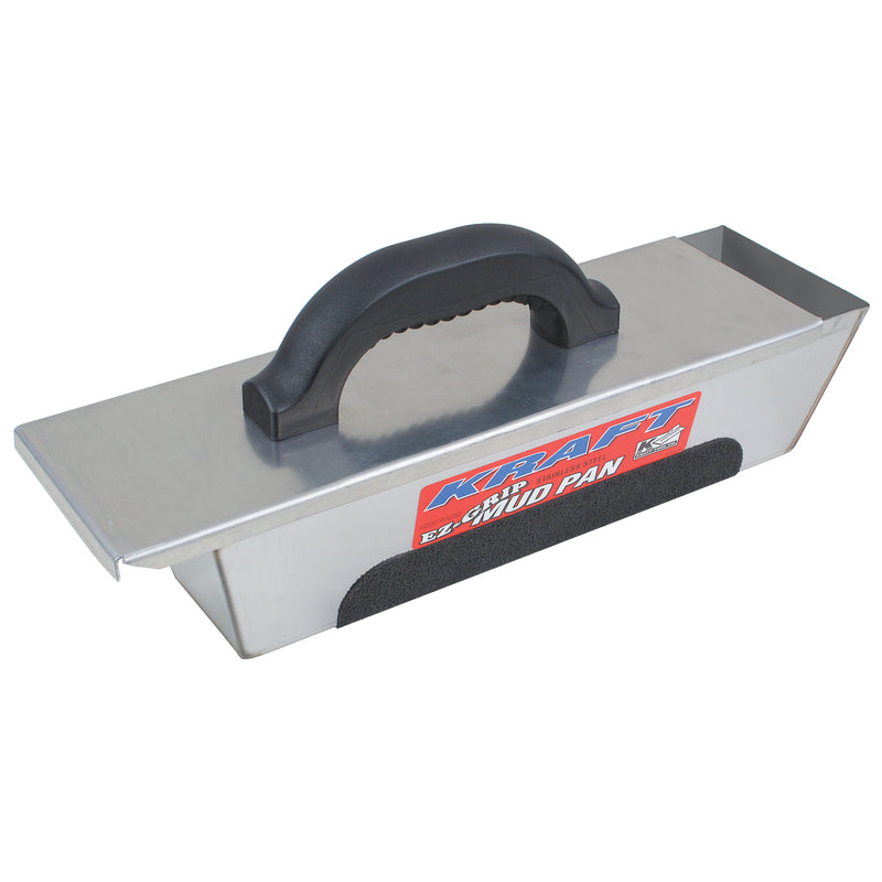 "12"" Mud Pan Cover with Plastic Handle"