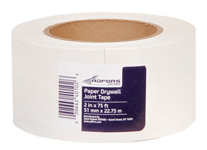 Paper Drywall Joint Tape - 75 Feet