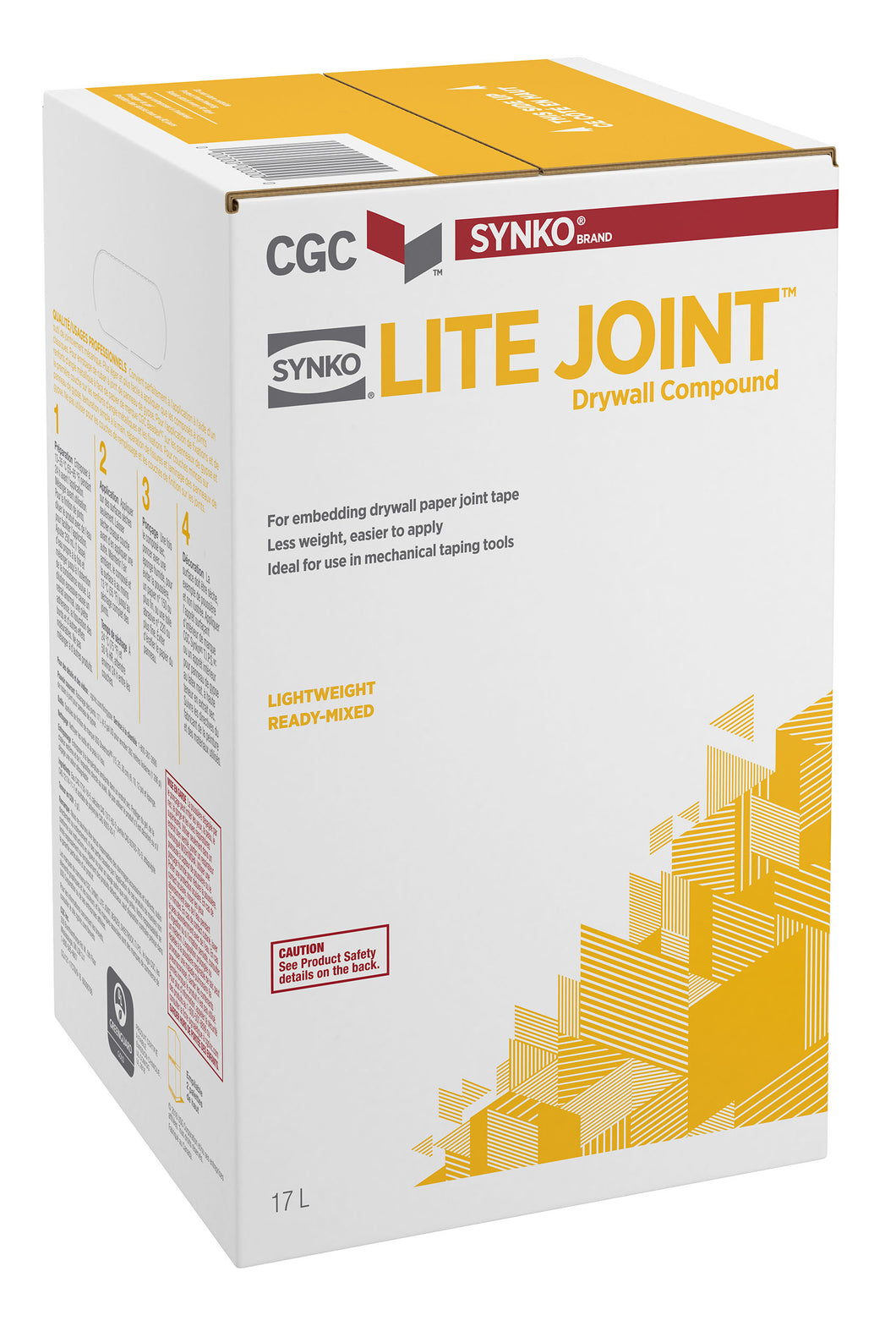 Lite Joint Drywall Taping Compound