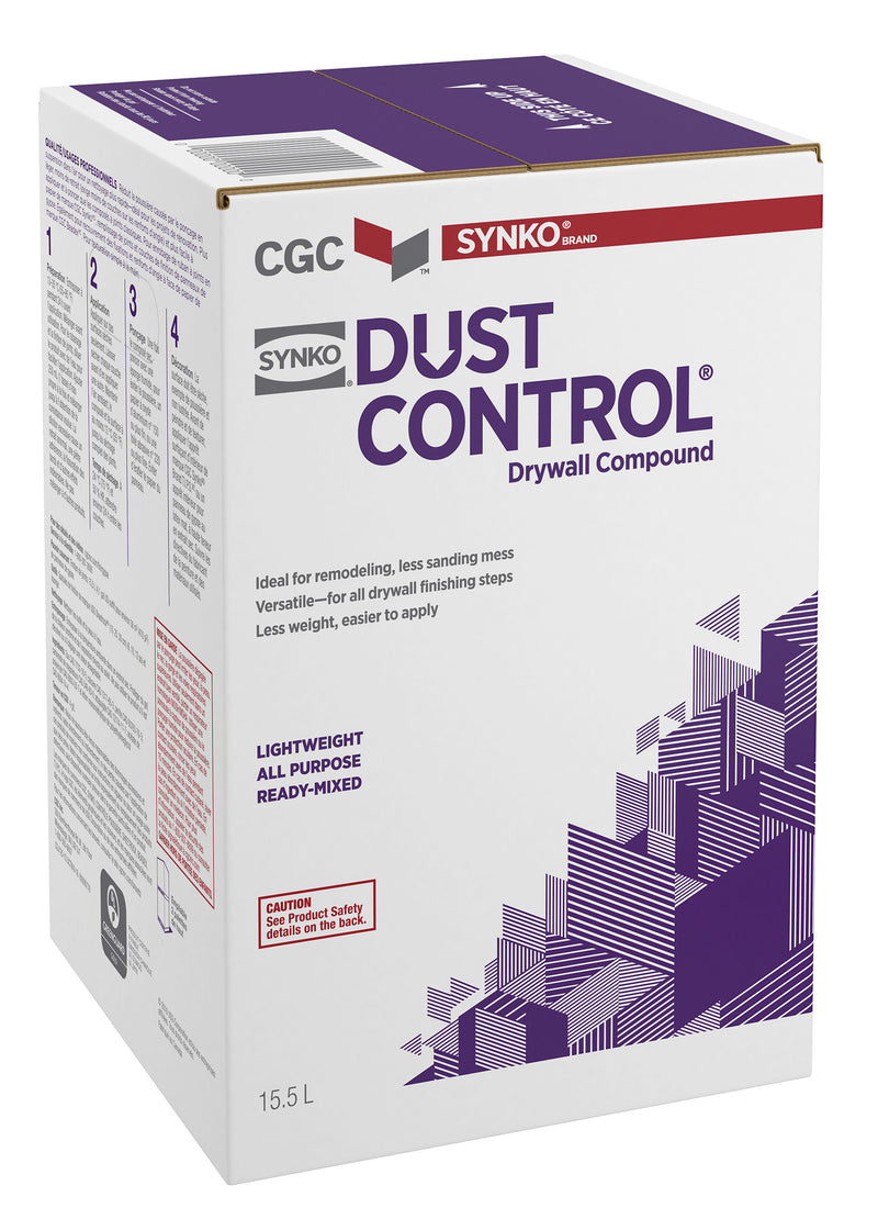 Dust Control Drywall Compound (15.5L)
