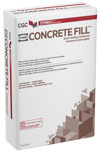 Concrete Fill