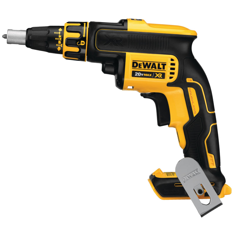 20V Max XR Brushless Drywall Screwgun (Tool Only)