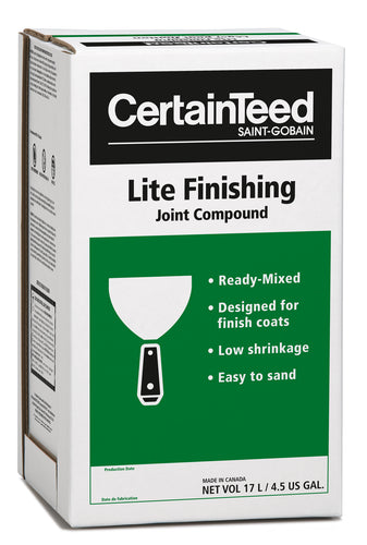 Lite Finishing Drywall Compound