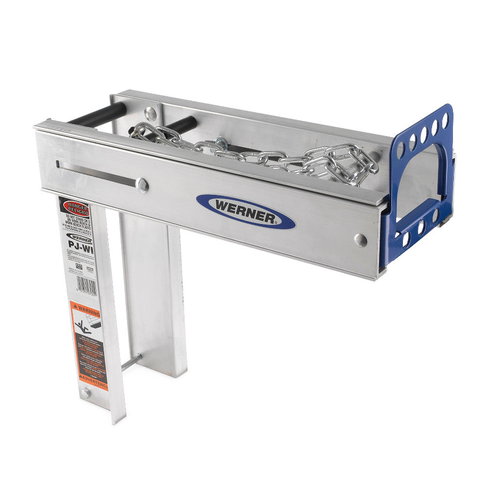 Aluminum Pump Jack Workbench