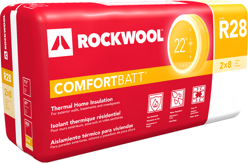 "R28 - 23"" Comfortbatt Insulation - Wood Insulation"