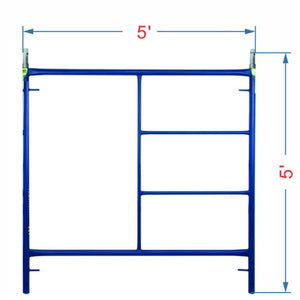 Scaffold Frames - 5' x 5' (USED)