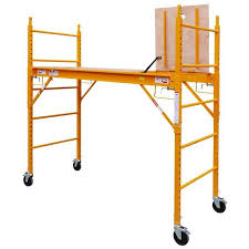 6' Baker Scaffold - Comes with Hatch