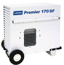 Load image into Gallery viewer, L.B. White - Premier 170 Dual Fuel Heater - 170,000 BTUH