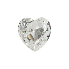 Extras - Heart Pin Accessory For Roses- made with Crystals from Swarovski - Glass/x 1/Swarovski