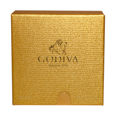 Extras - Godiva 4PC Gold Flavor Chocolate - Black/x 1/Gold