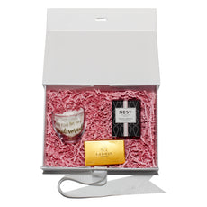 Gift Sets - Bridesmaid Box - White/x 1/Pink Pastel