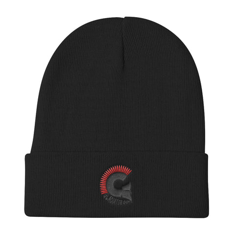 Gladiator Gunz Beenie for those cold days on the range.