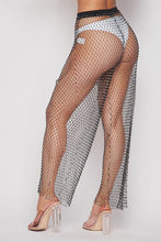 Load image into Gallery viewer, Fishnet Stone Flare Pants