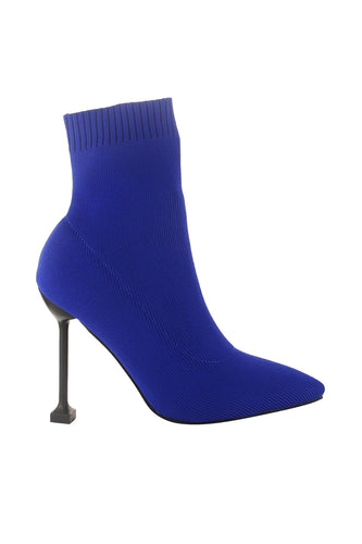 Pointy Toe Stiletto Heel Booti