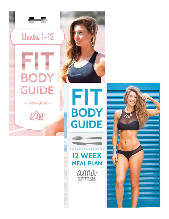 fit body guide anna victoria free download