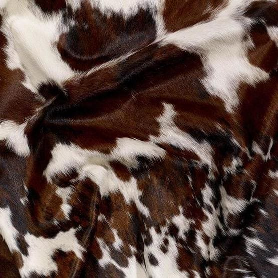 Saddlemans Exotic Tri-Color Special Hide Close Up