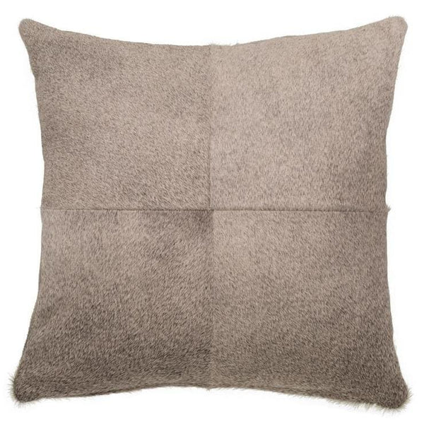 Saddlemans Gris Grey Aspen Pillow
