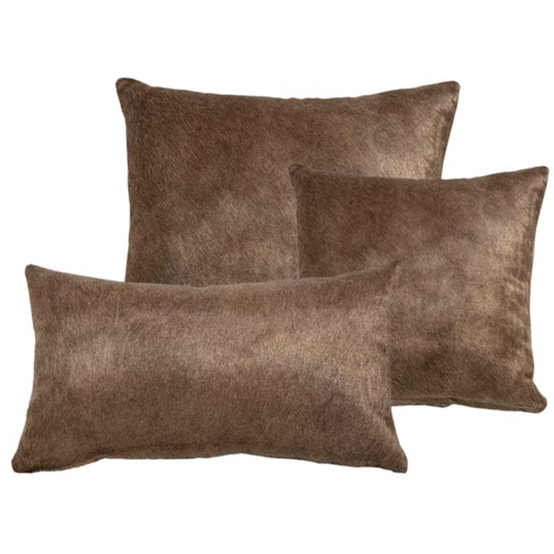 Saddlemans Sand Cedar Pillows