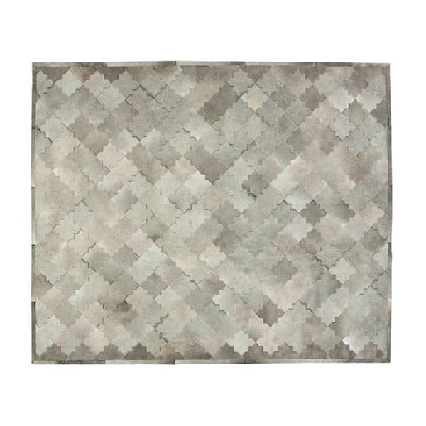 Saddlemans The Adele Custom Rug Grey
