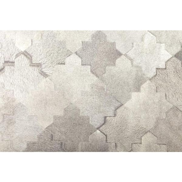 Saddlemans The Adele Custom Rug Ivory