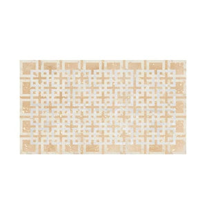 Saddlemans The Alicia Gold Custom Rug