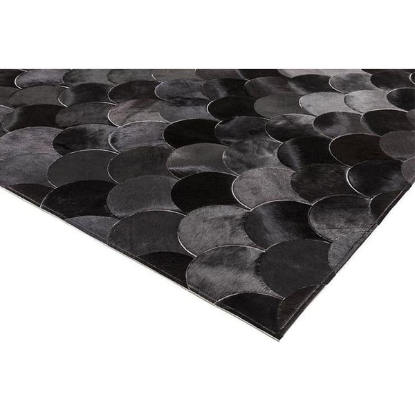 Saddlemans The Amy Black Luxury Rug