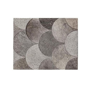 Saddlemans The Amy Grey Custom Rug
