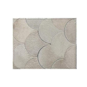Saddlemans The Amy Ivory Custom Rug
