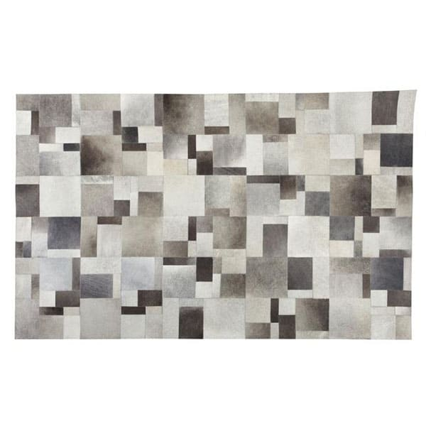 Saddlemans The Coltrane Grey Custom Rug
