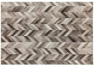 Saddlemans The Crosby Grey Luxury Rug