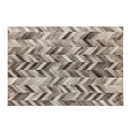 Saddlemans The Crosby Grey Custom Rug