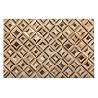 Saddlemans The Diana Beige Custom Rug