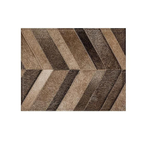 Saddlemans The Etta Beige Custom Rug