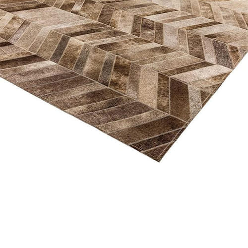 Saddlemans The Etta Sand Custom Rug