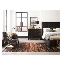 Saddlemans The Fitzgerald Brown Custom Rug