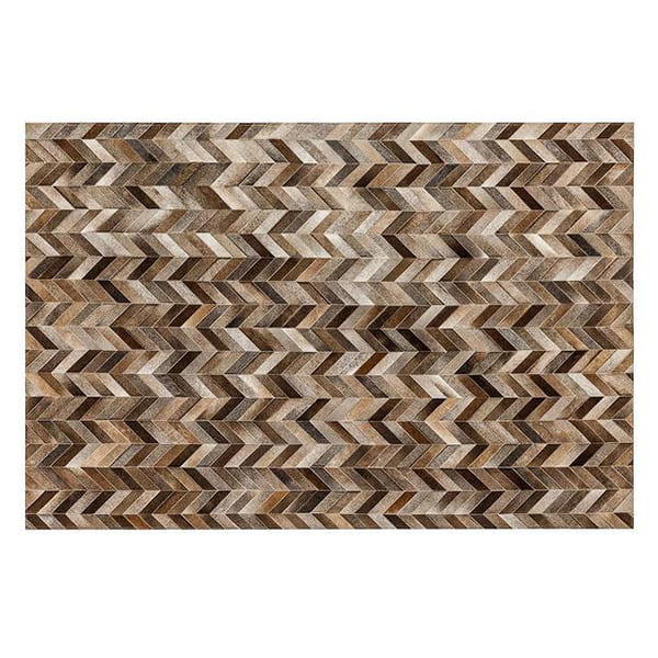 Saddlemans The Franklin Custom Rug Beige