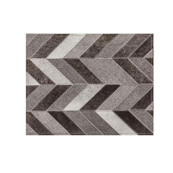 Saddlemans The Franklin Custom Rug Grey