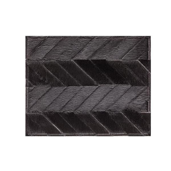 Saddlemans The Franklin Custom Rug Black