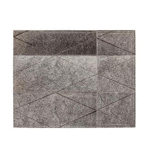Saddlemans The Norah Grey Custom Rug