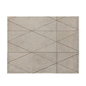 Saddlemans The Norah Ivory Custom Rug