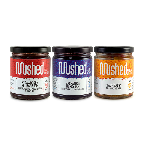Mushed Sampler