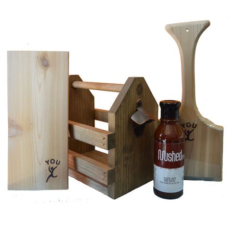 Ultimate BBQ Caddy Set